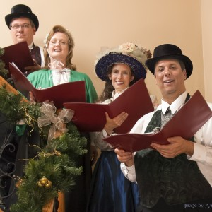 The Clarion Voices - Christmas Carolers / Barbershop Quartet in North Wales, Pennsylvania