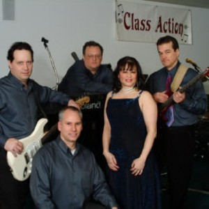 The Class Action Band - Cover Band in North Canton, Ohio