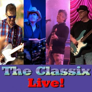The Classix - Classic Rock Band in Los Angeles, California