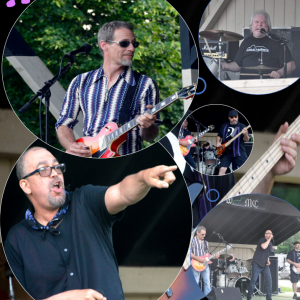 The CloudHoppers - Classic Rock Band in Lansing, Michigan