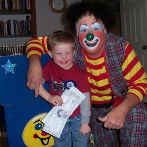 The Clown Adventure - Clown in Laurens, South Carolina