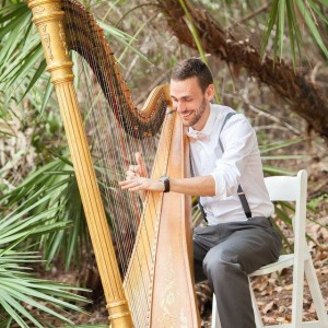 The Coastal Harpist - Christian Bell - Harpist in Naples, Florida