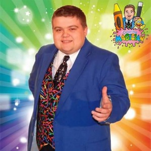 The Coloring Magician - Magician in Branson, Missouri