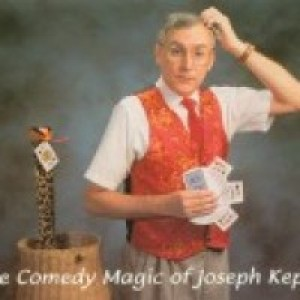 The Comedy Magic of Joseph Keppel - Magician in Bethlehem, Pennsylvania