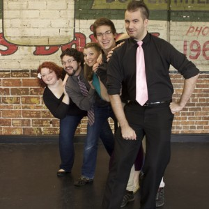 The Comedy Project - Comedian / College Entertainment in Pocatello, Idaho