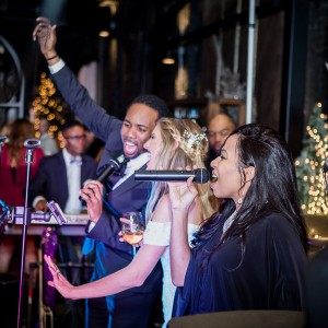 The Company Band - Wedding Band / Easy Listening Band in Charlotte, North Carolina