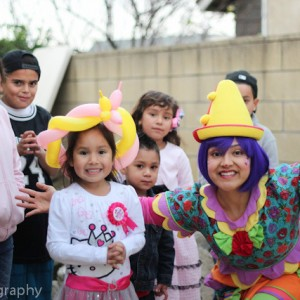 The Compassionate Clown Company - Face Painter in Upland, California