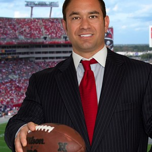 The Consumer Quarterback - Author / Athlete/Sports Speaker in Tampa, Florida