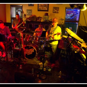The Cornell Parker Band - Classic Rock Band in Hicksville, New York