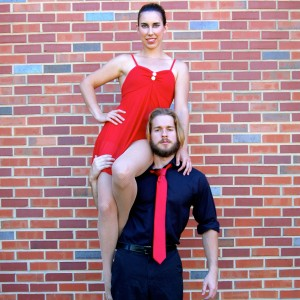 The CorrMc Duo - Trapeze Artist / Aerialist in Jacksonville, Florida