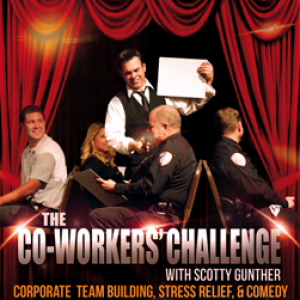 The Couples' Challenge & The Co-workers' Challenge - Motivational Speaker / Comedy Show in Detroit, Michigan