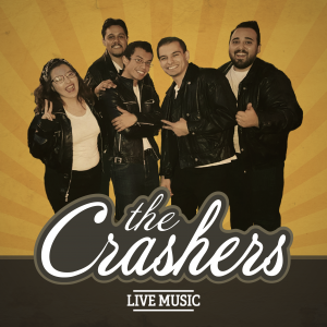 The Crashers - Oldies Music in Brownsville, Texas