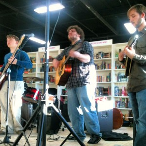 The Creative Writing Club - Indie Band in Toledo, Ohio