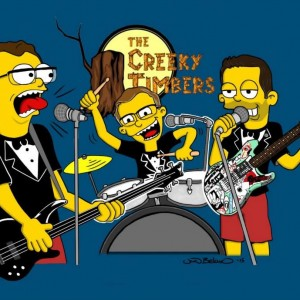 The Creeky Timbers - Cover Band / College Entertainment in Naperville, Illinois