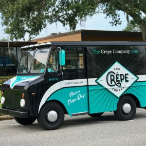 The Crepe Company Food Truck - Food Truck / Caterer in Orlando, Florida