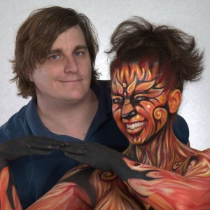 The Crump Effect - Body Painter / Airbrush Artist in Oklahoma City, Oklahoma