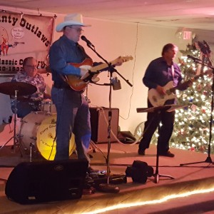 The Curry County Outlaws  - Country Band in Clovis, New Mexico