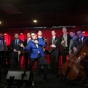 The Curtis Parry Jazz Cartel - Jazz Band / Crooner in San Gabriel, California