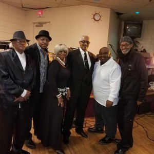 The Category Five Band - R&B Group in Detroit, Michigan