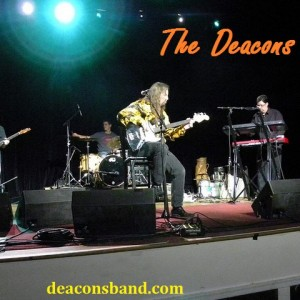 The Deacons - Rock Band in Alexandria, Virginia