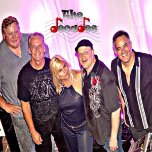 The Decades Band - Dance Band in San Diego, California