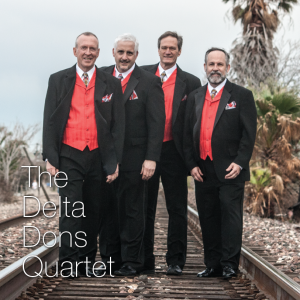 The Delta Dons - Barbershop Quartet in Brentwood, California