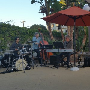 The Dennis Berger Trio - Jazz Band / Wedding Band in Goleta, California