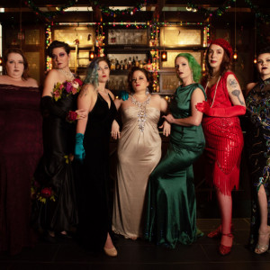 The DisDress Dolls - Burlesque Entertainment in South Bend, Indiana