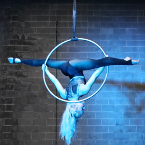 The Dizzy Pixie - Aerialist in Atlanta, Georgia