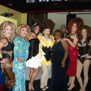 The DownTown Dollies - Female Impersonator in Fredericksburg, Virginia