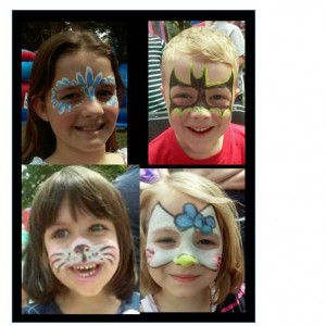 The Drawing Point Paint Party - Face Painter / Outdoor Party Entertainment in Brandon, Florida