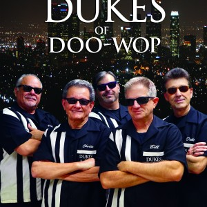 The Dukes Of Doo Wop - Doo Wop Group / A Cappella Group in Los Angeles, California