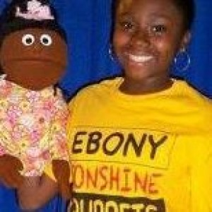 """The Ebony Sonshine Puppets"""