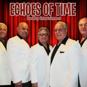 The Echoes Of Time - Doo Wop Group in Staten Island, New York