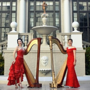 The Elegant Harp - Harpist / String Trio in West Palm Beach, Florida