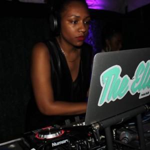 the ELLE - DJ in Brooklyn, New York