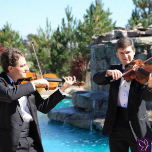 The Ellegant String Duo - Classical Duo in Christiansburg, Virginia