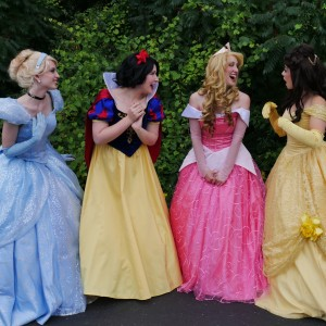 The Enchanted Princess Party