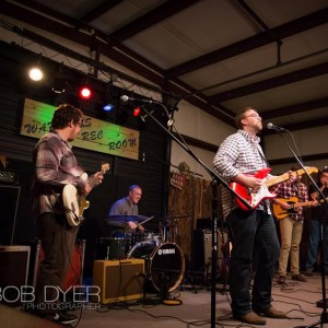 The Eric Mathews Band - Blues Band / Party Band in Fort Smith, Arkansas