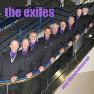 The Exiles - Soul Band in Charleston, West Virginia