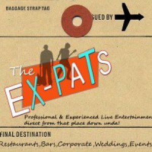 The ExPats - Acoustic Band / Easy Listening Band in Van Nuys, California