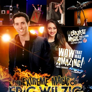 The Extreme Magic Of Eric Wilzig - Magician / College Entertainment in Woodmere, New York