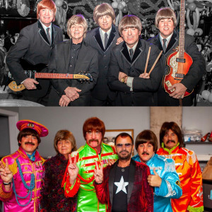 The Fab 5 - Beatles Tribute Band in Houston, Texas