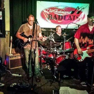 The Fabulous BadCats - Classic Rock Band in Portland, Oregon