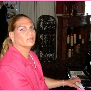 """the Fabulous ~sarah ~diamond"" Pianist"