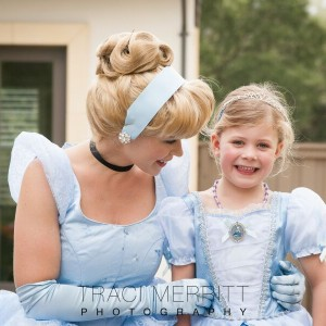 The Fairy Godmother - Princess Party in Sacramento, California