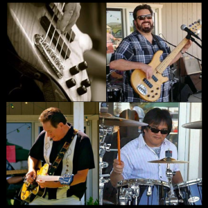 The Fender Benders - Blues Band in Concord, California