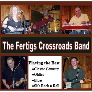 The Fertigs Crossroads Band - Country Band in Butler, Pennsylvania