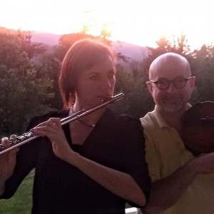 The Fiddler and the Flutist - Celtic Music / Mandolin Player in Charlotte, North Carolina