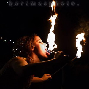 The Fire Tamer - Fire Performer in Duluth, Minnesota